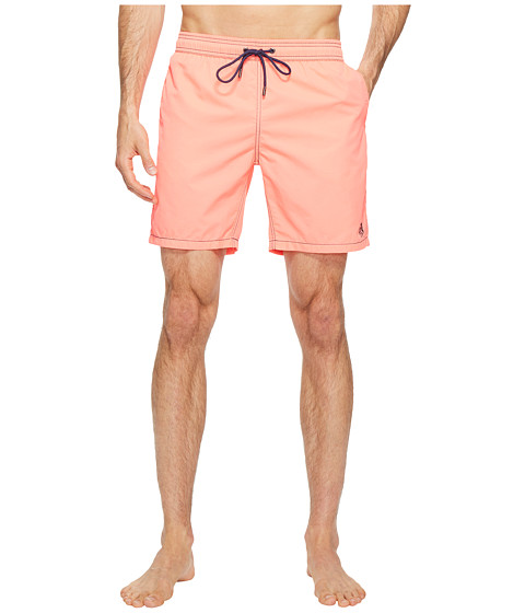 Mr. Swim Solid Dale Swim Trunk