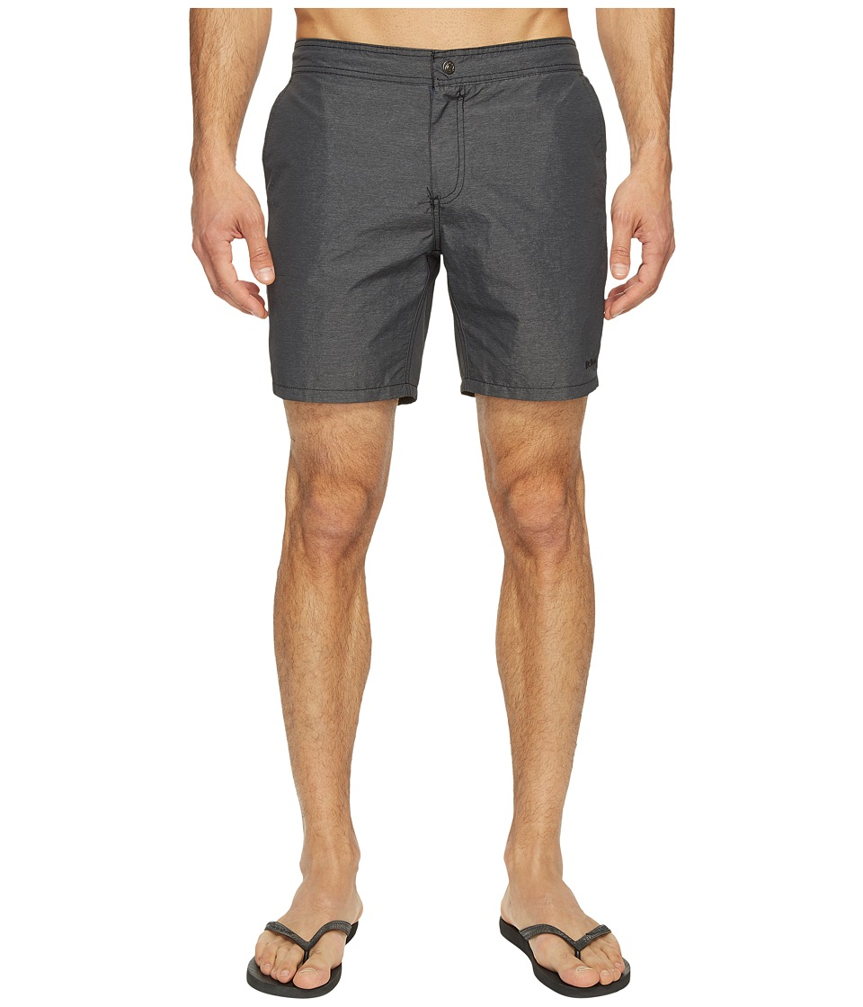 Mr. Swim Mr. Swim - Heather Hybrid Kurt Swim Trunk
