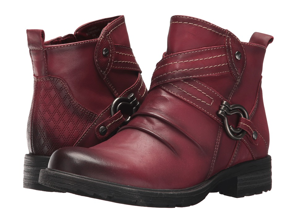 Earth Laurel (Bordeaux Full Grain Leather) Women