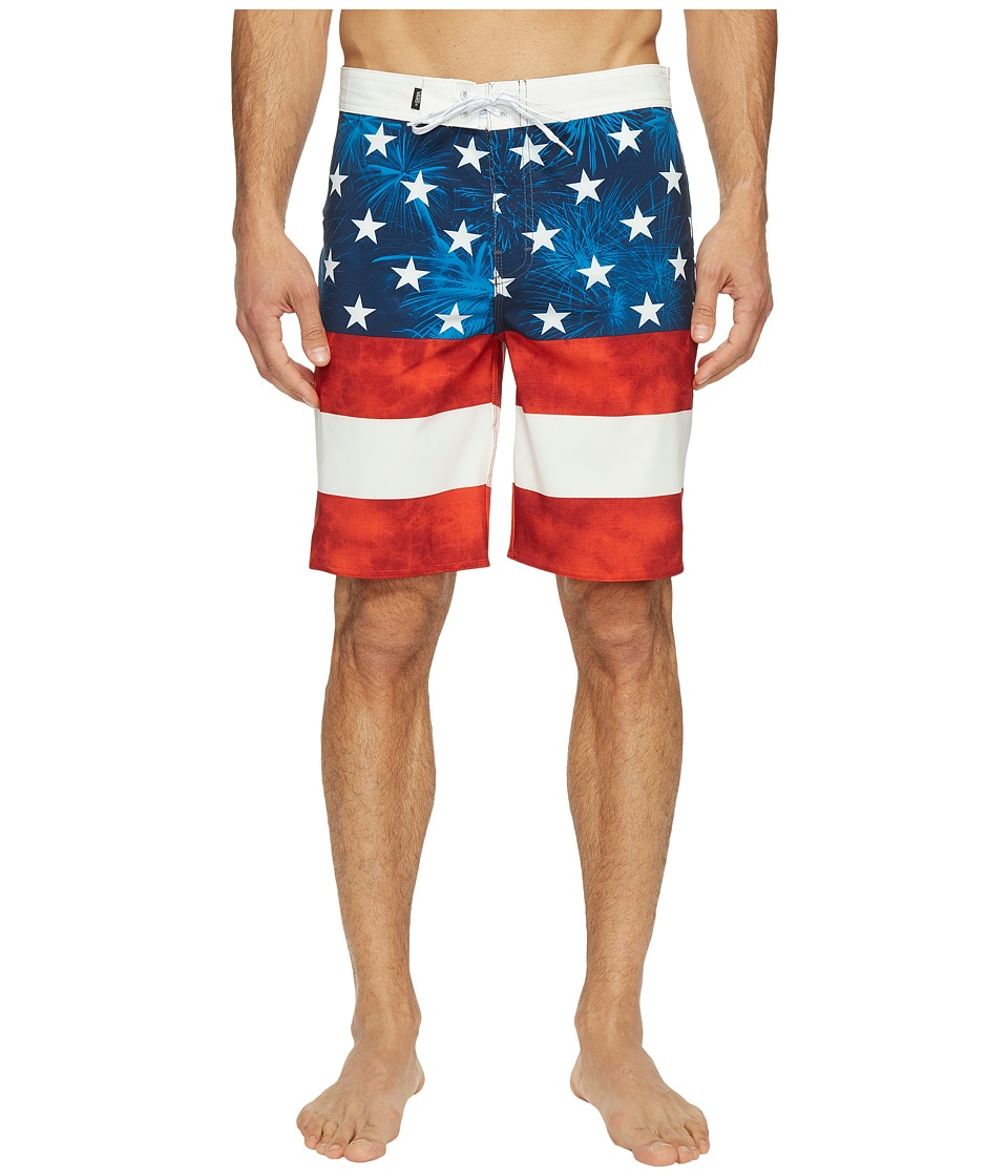 Vans Era Stretch Boardshorts 20 (American Flag) Men