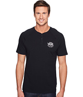 Vans - Holder Street Short Sleeve Henley