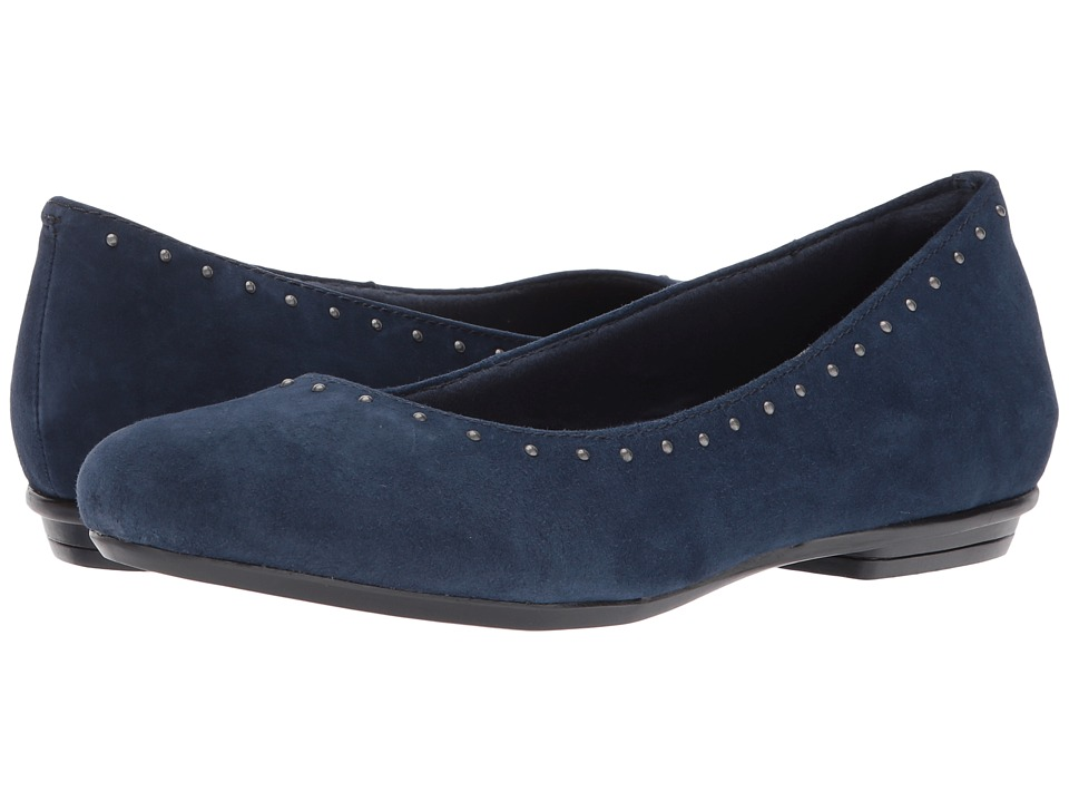 Earth Anthem (Navy Suede) Women