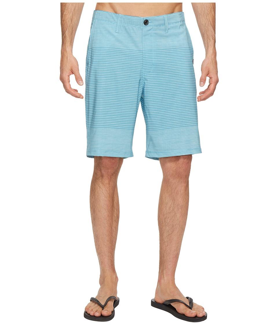 Vans Gaviota Stripe Hybrid Shorts 20 (Larkspur) Men