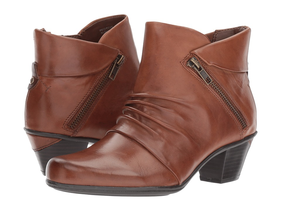 Earth Pegasus (Almond Full Grain Leather) Women