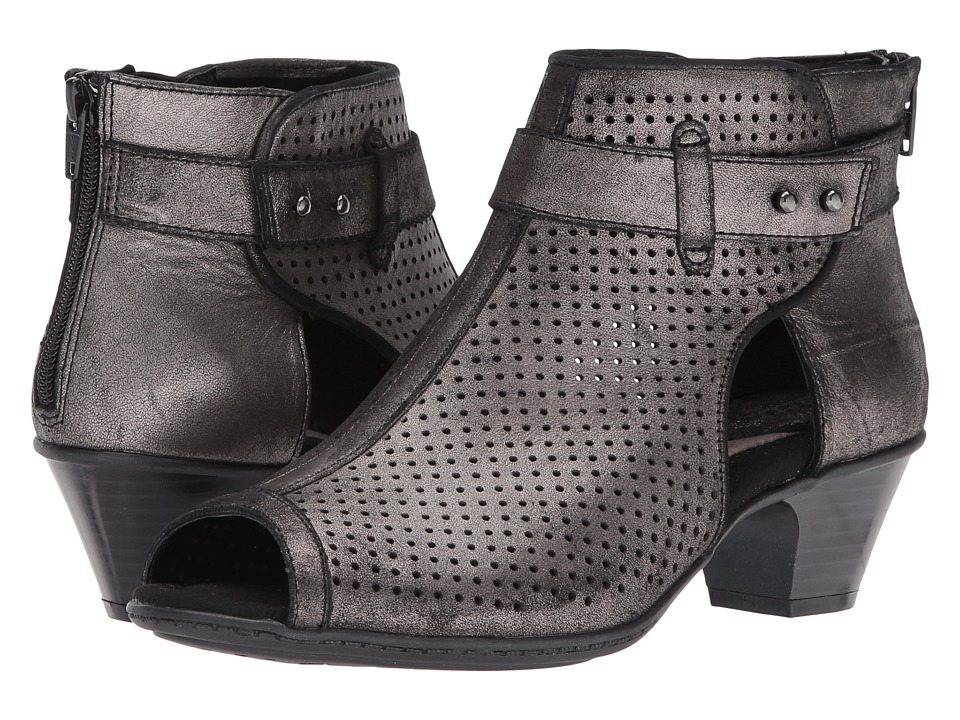 Earth Intrepid (Pewter Distress Leather) Women