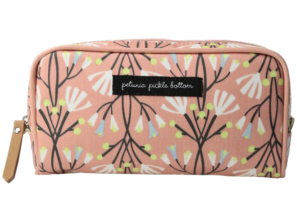 petunia pickle bottom Glazed Powder Room Case (Blissful Brisbane) Cosmetic Case