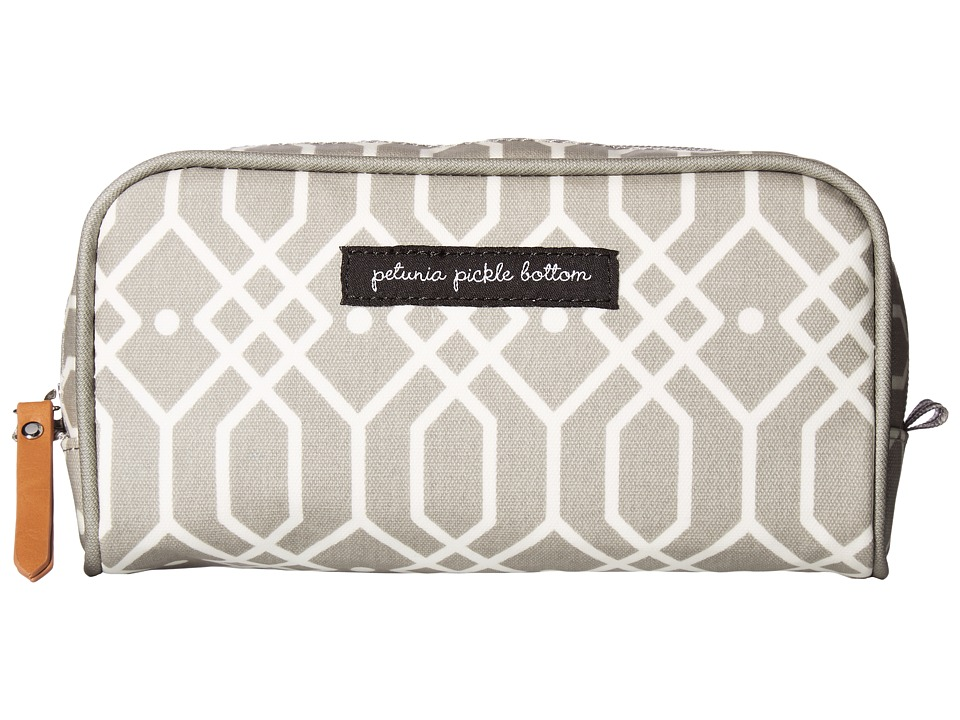 petunia pickle bottom Glazed Powder Room Case (Quartz) Cosmetic Case