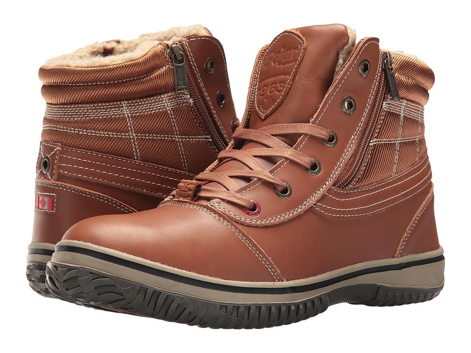 Pajar CANADA Tavin (Cognac Leather) Men