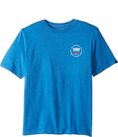 Vans Kids - Original Rubber Co. Tee (Big Kids)