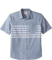 Vans Kids - Wallace Short Sleeve Woven (Big Kids)