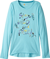 Carhartt Kids - Stay Wild & Free Tee (Big Kids)