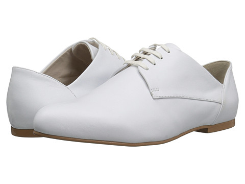 Jil Sander Navy JN28041 - Bianco Galaxy Calf