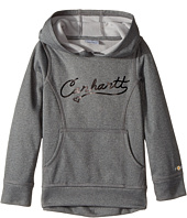 Carhartt Kids - Force Script Heather Sweatshirt (Little Kids)