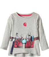 Carhartt Kids - Girls Tool Belt Tee (Infant)