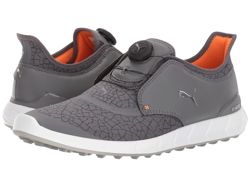 PUMA Golf Ignite Disc Extreme (Smoked Pearl) Men