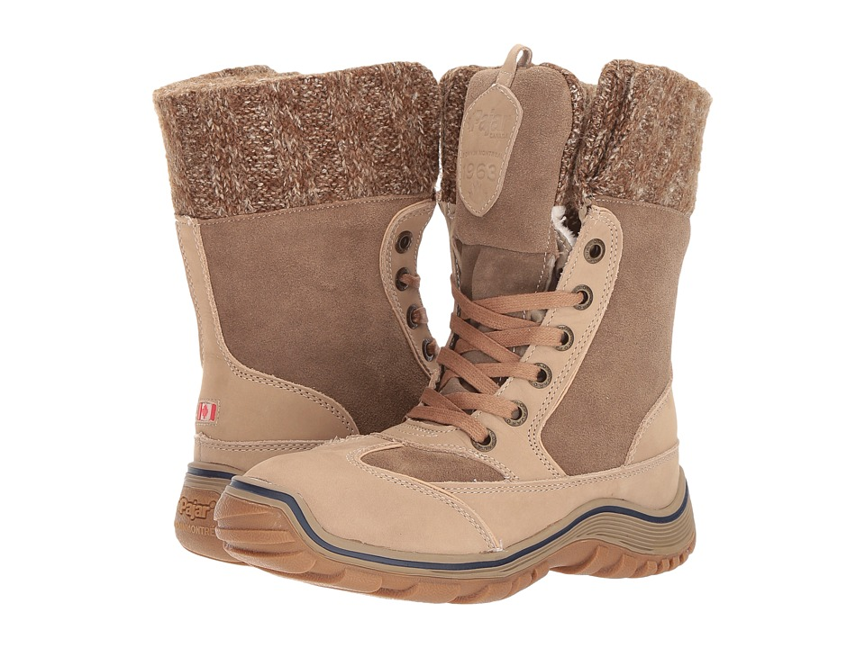 Pajar CANADA Ava (Honey/Dark Brown) Women