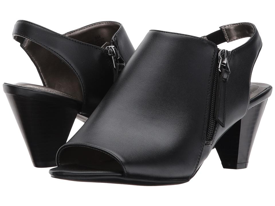 Bandolino - Danikka (Black Super Nappa PU) Womens Shoes