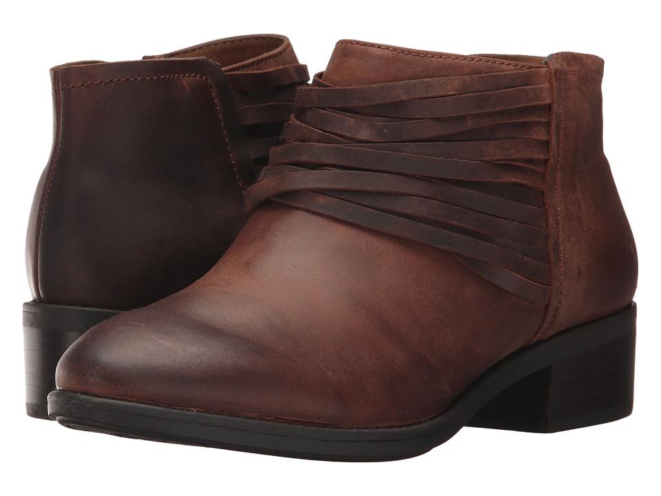 Comfortiva - Corliss (Aztec Brown Rodeo) Womens 1-2 inch heel Shoes