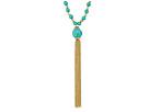 Vera Bradley - Semi-Precious Tassel Pendant Necklace