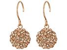 Vera Bradley Radiant Fireball Drop Earrings