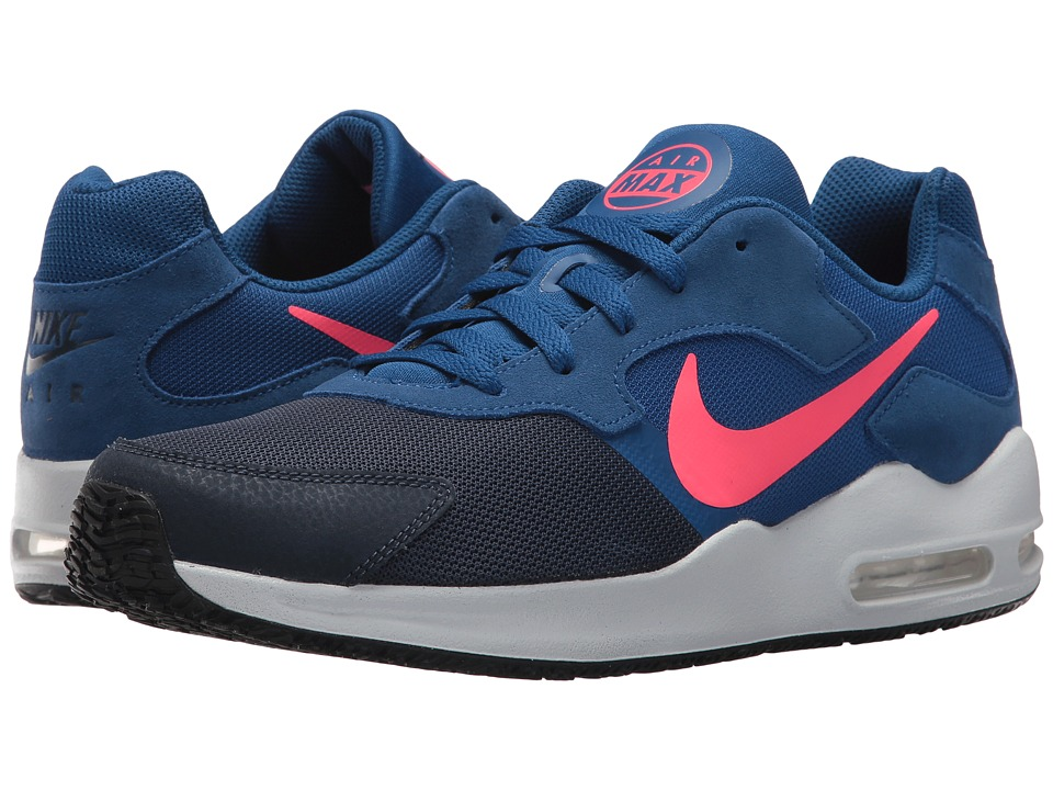 Nike Air Max Guile (Obsidian/Solar Red/Gym Blue) Men