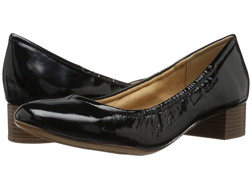 Naturalizer Adeline (Black Patent Leather) Women