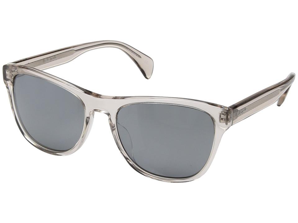 Paul Smith - Hoban (Dune/Black Satin Mirror) Fashion Sunglasses