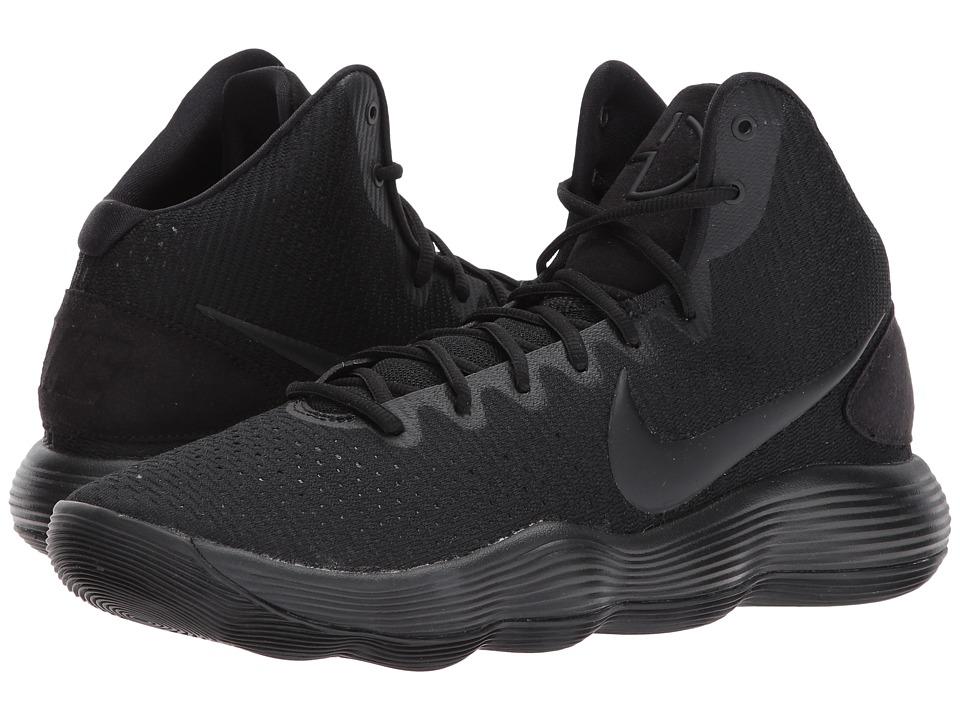 Nike Hyperdunk 2017 (Black/Black) Men's Basketball Shoes