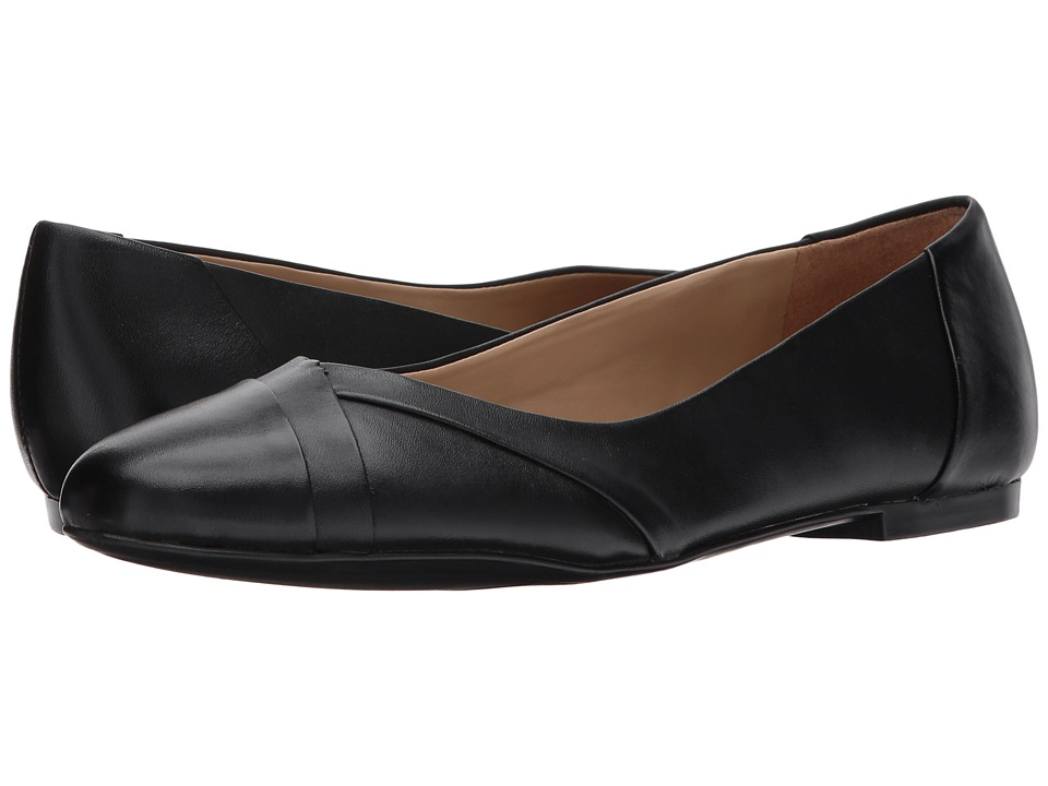 Naturalizer Gilly (Black Leather) Women