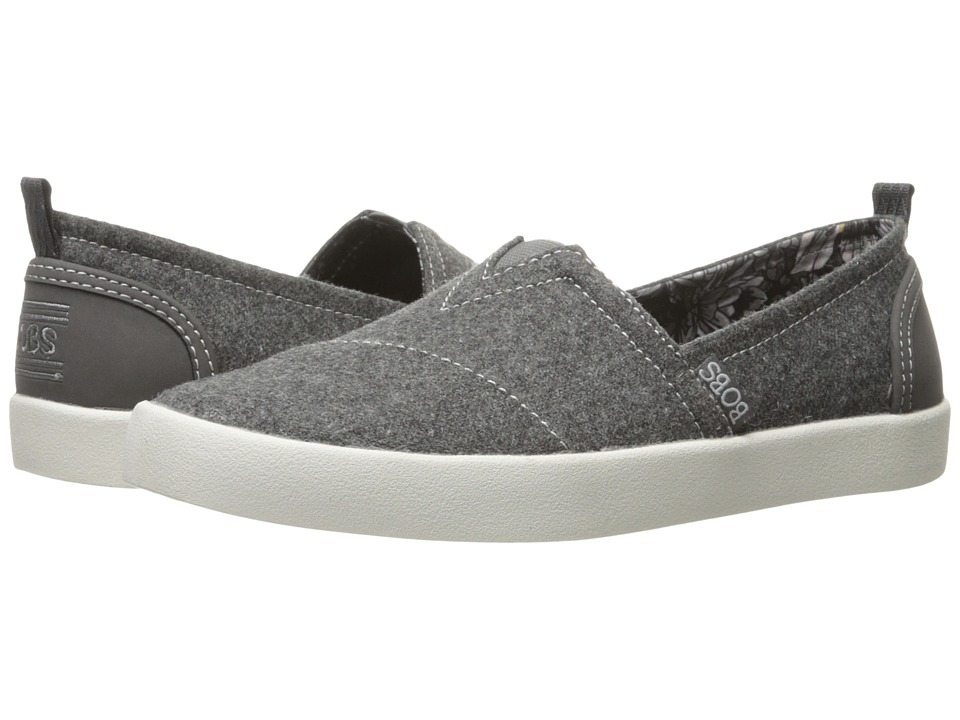 BOBS from SKECHERS Bobs B-Loved (Charcoal) Women