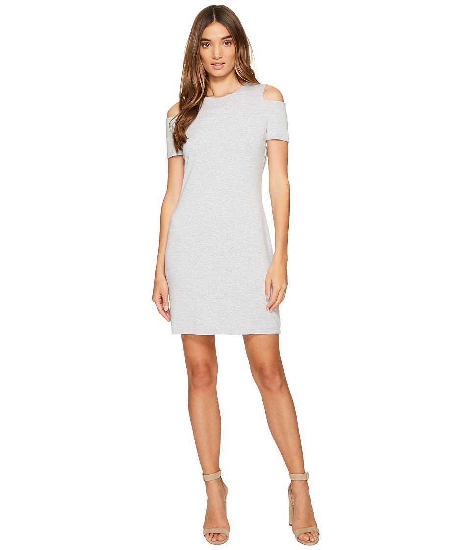 1.STATE 1.STATE - Cold Shoulder Knit Dress