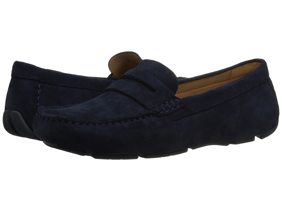 Naturalizer Natasha (Inky Navy Suede) Slip-On Shoes