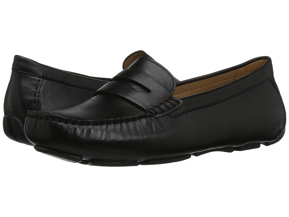 Naturalizer Natasha (Black Leather) Slip-On Shoes