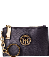Tommy Hilfiger - Serif Signature Coin Purse w/ ID