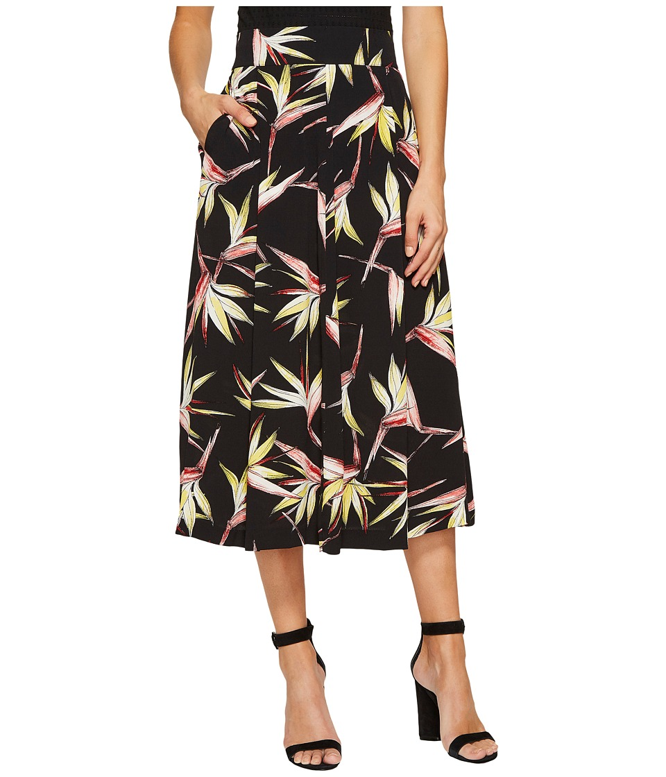 1.STATE - A-Line Midi Skirt
