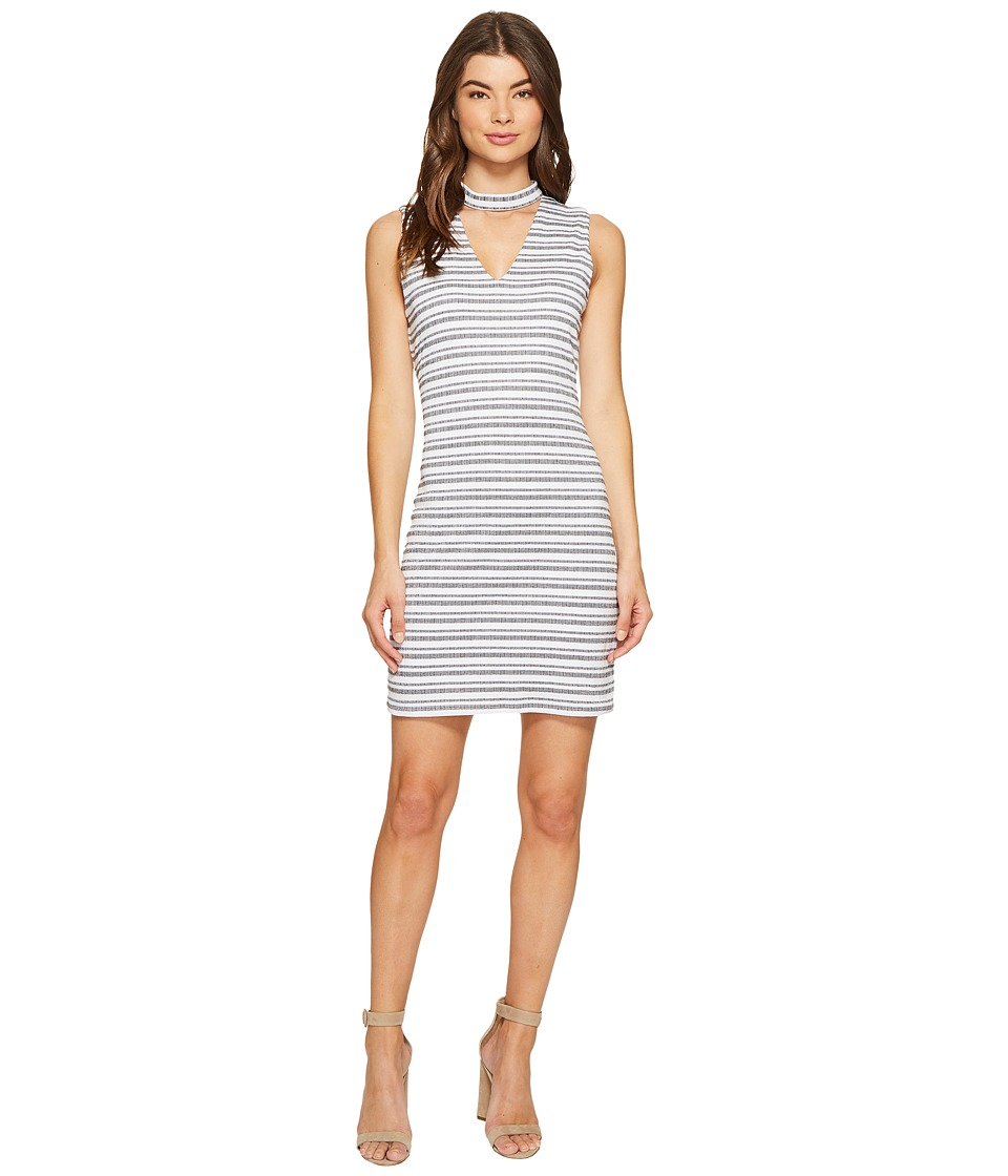 1.STATE 1.STATE - Bar Neck Shift Dress