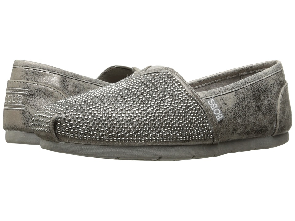 BOBS from SKECHERS Luxe Bobs Big Dreamer (Pewter) Women