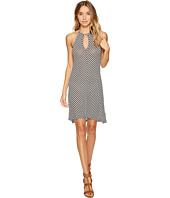 Splendid - Itsy Ditsy Floret High Neck Dress Cover-Up