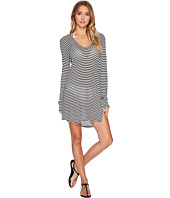 Splendid - Itsy Ditsy Floret Hoodie Tunic Cover-Up