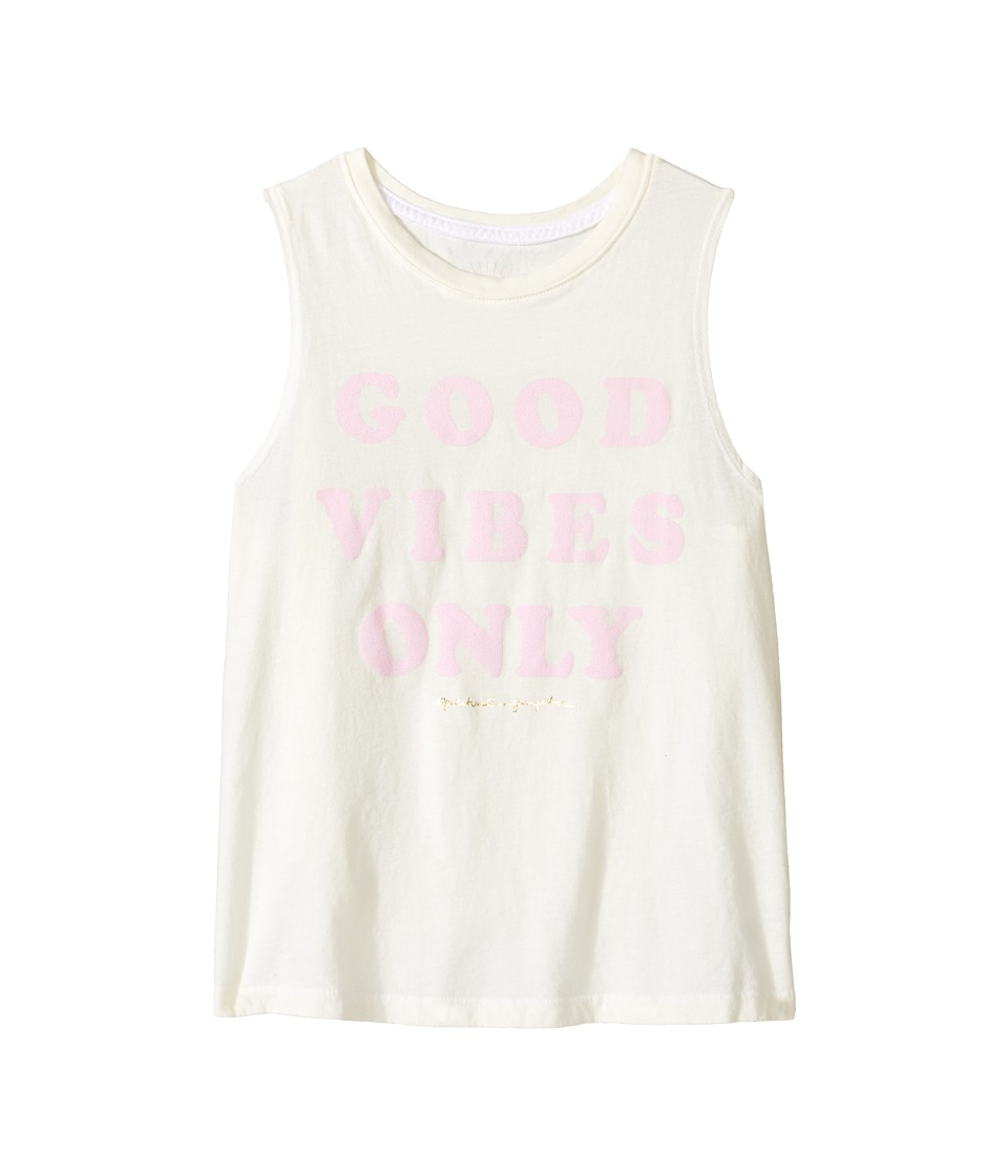 Spiritual Gangster Kids - Good Vibes Only Muscle Tee