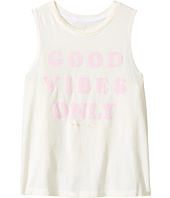 Spiritual Gangster Kids - Good Vibes Only Muscle Tee (Big Kids)