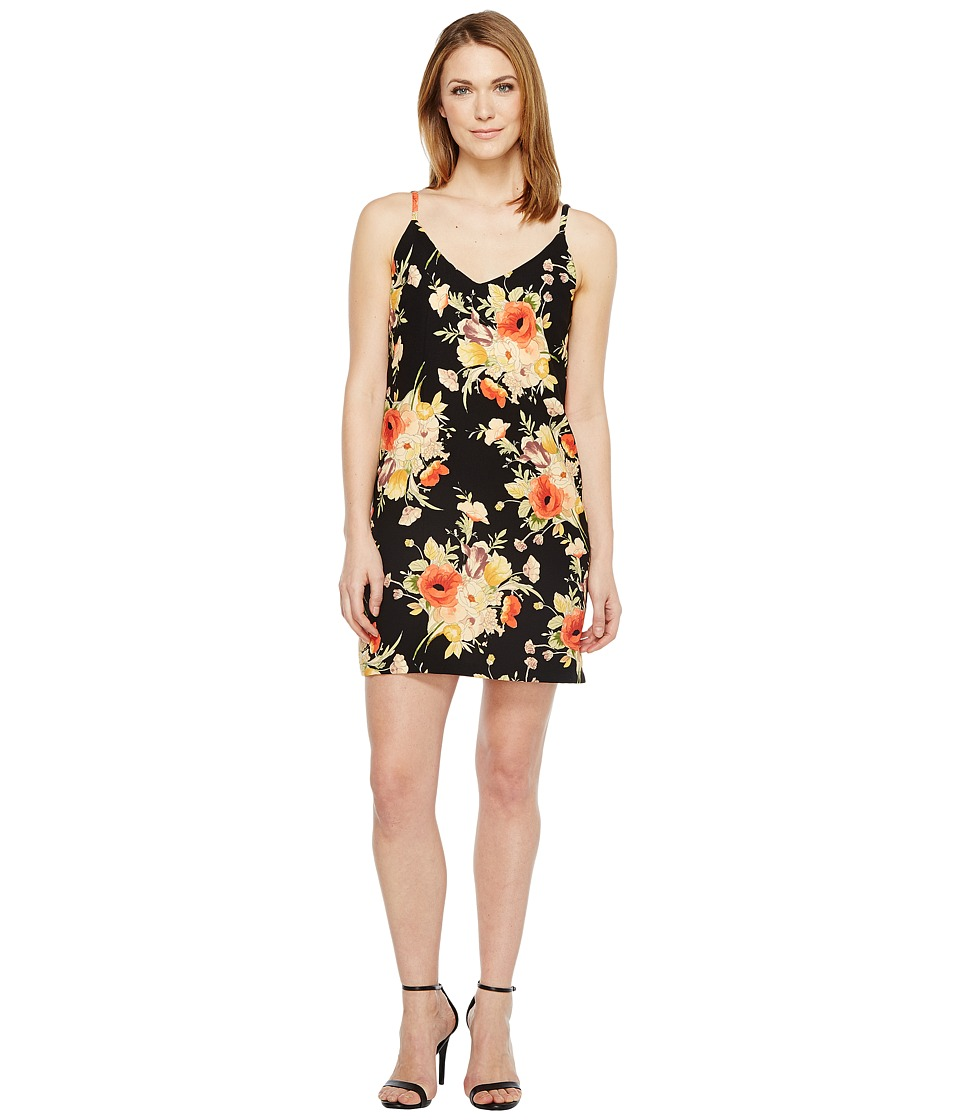 Sanctuary Mini Slip Dress (Dark Lily Pond) Women