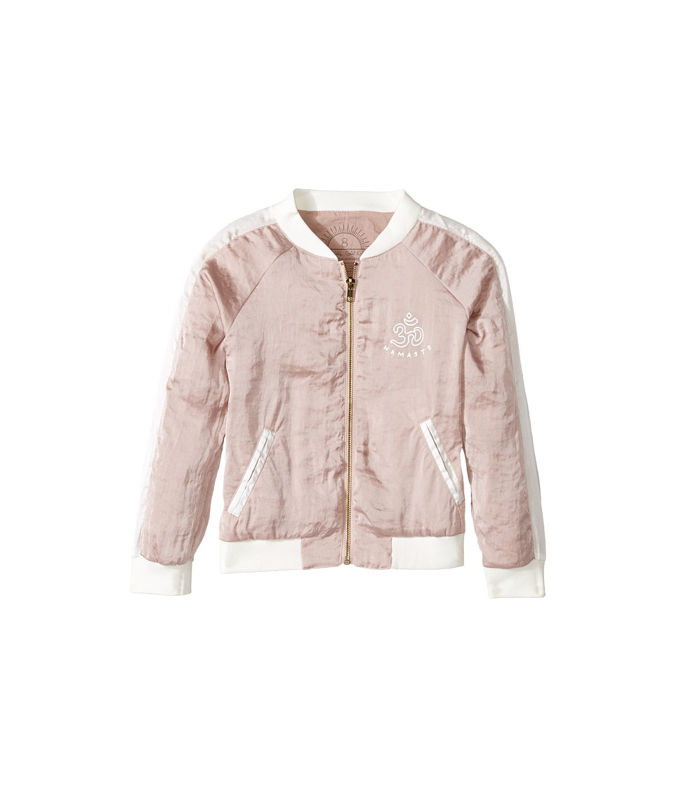 Spiritual Gangster Kids - Good Vibes Only Satin Bomber Jacket