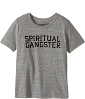 Spiritual Gangster Kids - SG Varsity Tee (Toddler/Little Kids/Big Kids)