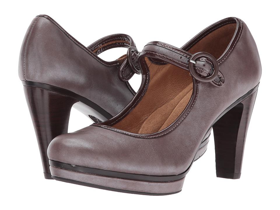 Sofft Monique (Smoke Bleary/Copper Eva Metallic Print) High Heels