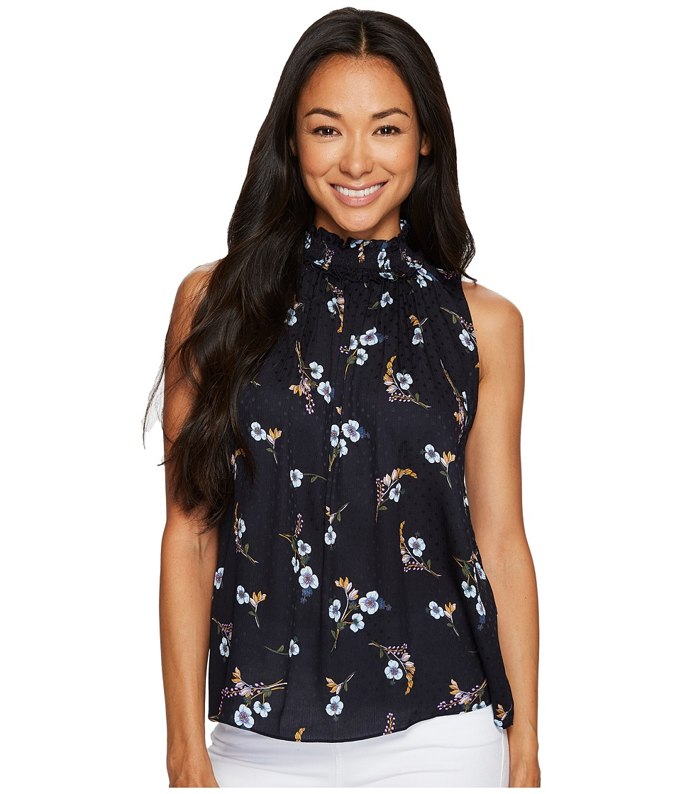 Rebecca Taylor - Sleeveless Natalie Fleur Top