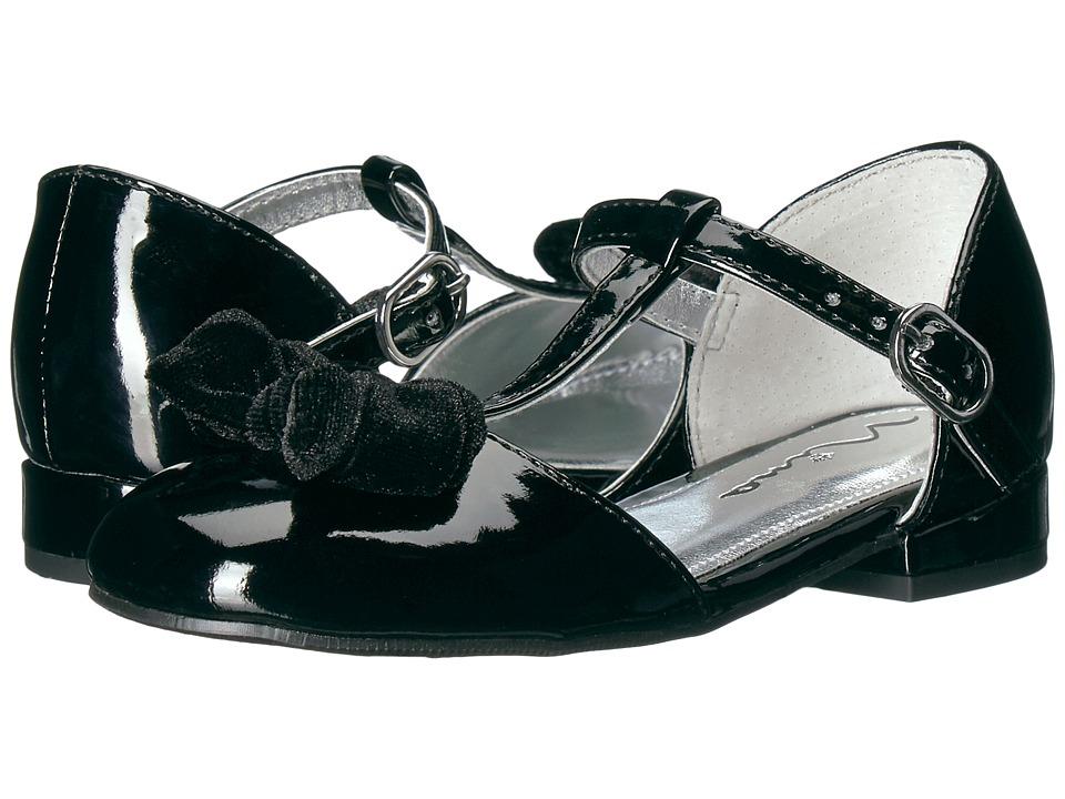 1920s Children Fashions: Girls, Boys, Baby Costumes Nina Kids - Almira-T ToddlerLittle Kid Black Girls Shoes $49.99 AT vintagedancer.com