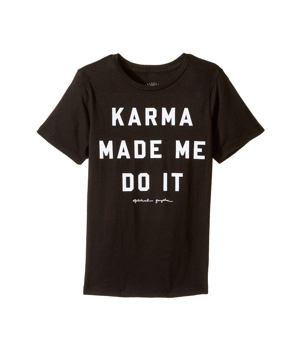 Spiritual Gangster Kids - Karma Made Me Tee