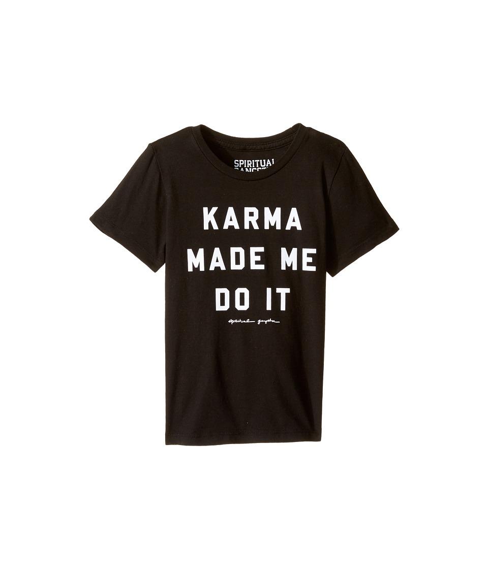 Spiritual Gangster Kids - Karma Made Me Tee