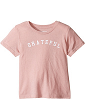 Spiritual Gangster Kids - Grateful Arch Tee (Toddler/Little Kids/Big Kids)